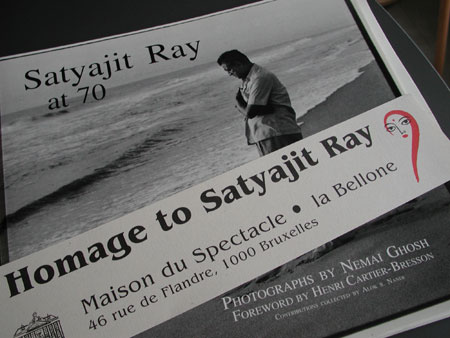 Satyajit Ray at 70 - Alok Nandi, Nemai Ghosh